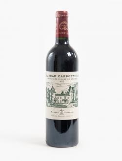 Château Carbonnieux Grand Cru Classé VP 75 cl U - Pièce