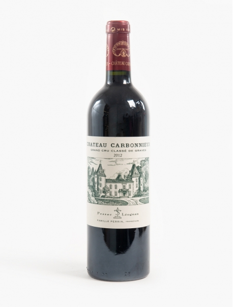 Château Carbonnieux Grand Cru Classé VP 75 cl U