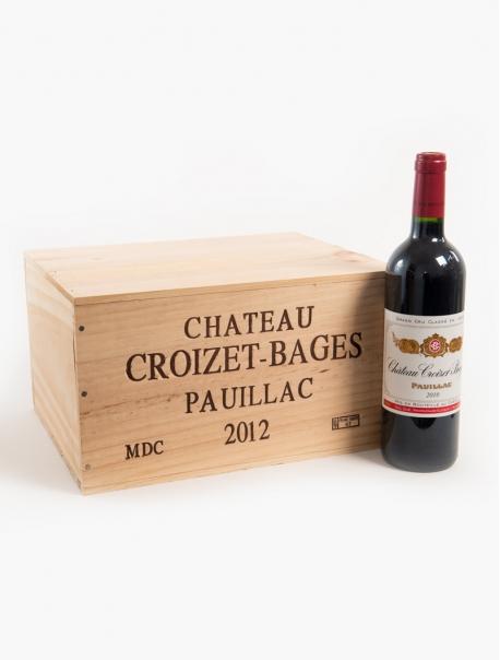 Château Croizet-Bages Pauillac VP 75 cl P6