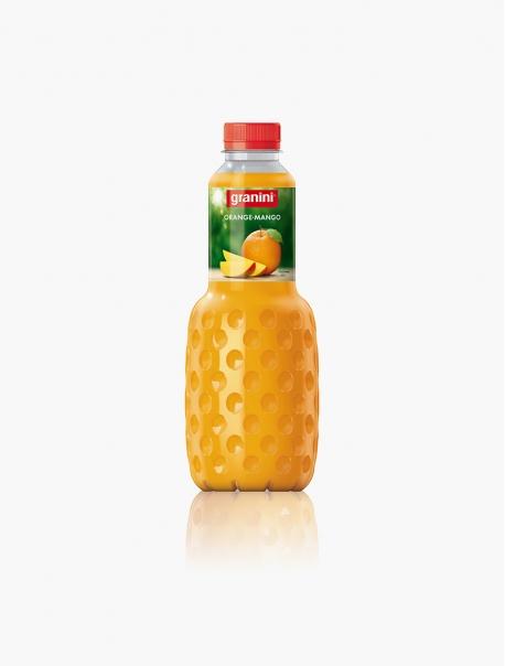 Granini Orange Mangue PET 100 cl U - Pièce