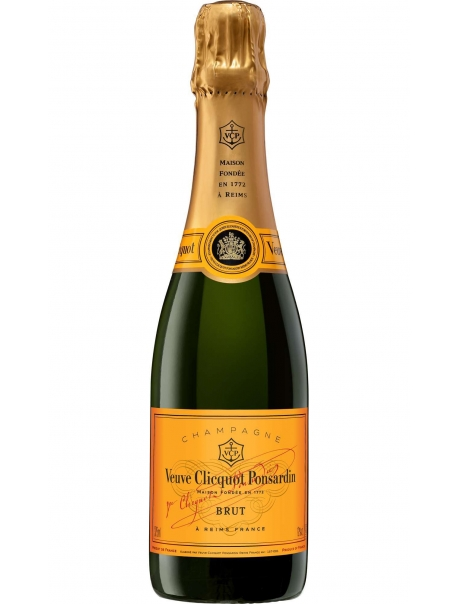 Veuve Clicquot Brut VP 37.5 cl U