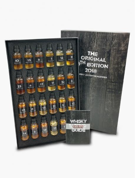 Whisky Calendrier de l'Avent 2019 VP 3 cl P24