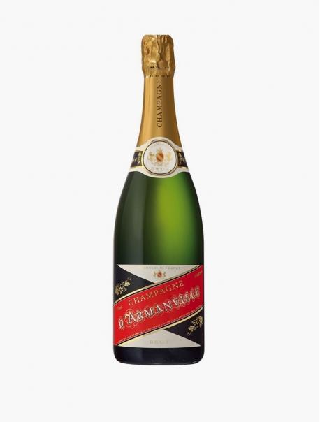 Champagne d'Armanville Brut VP 75 cl U