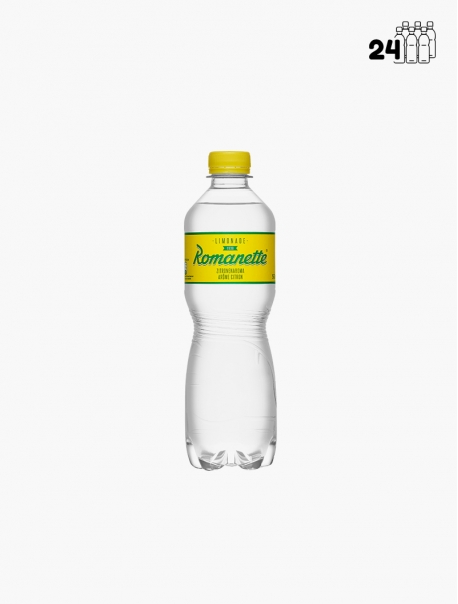 Romanette Citron PET 50 cl P24 - Pack 24