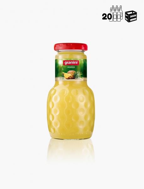 Granini Ananas VP 20 cl C20 - Caisse 20