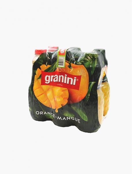 Granini Orange Mangue PET 100 cl P6 - Pack 6