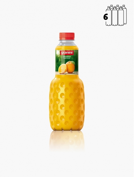 Granini Orange PET 100 cl P6