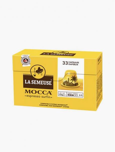 Café Mocca Caps. Espresso Surfin 172 gr P33