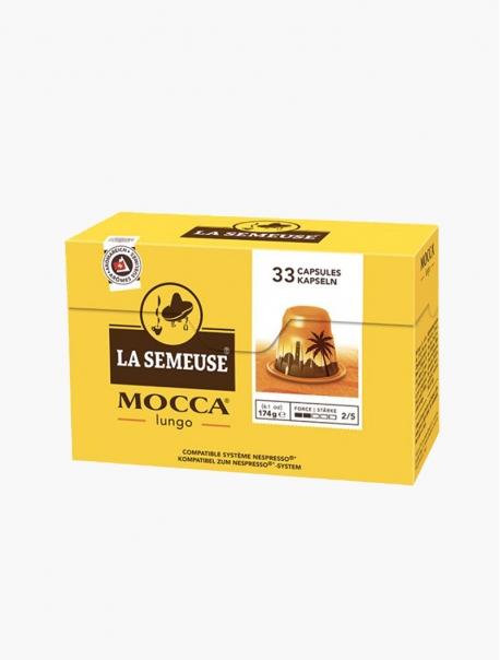 Café Mocca Caps. Lungo 174 gr P33