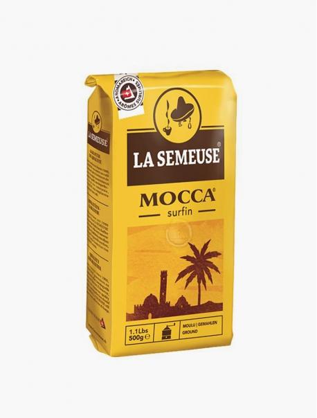 Café Mocca Moulu 500 gr U - Pièce