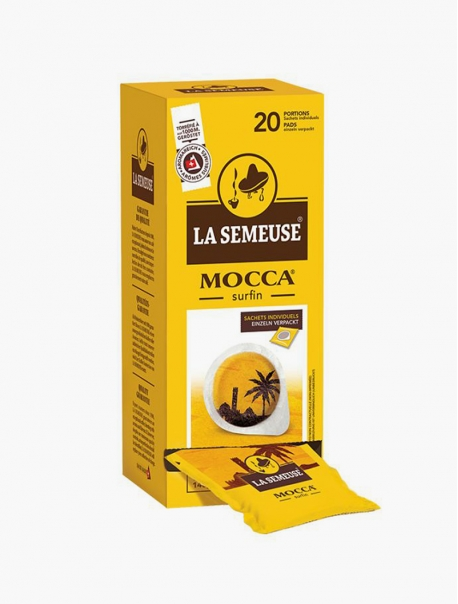 Café Mocca Portions 44mm 140 gr P20