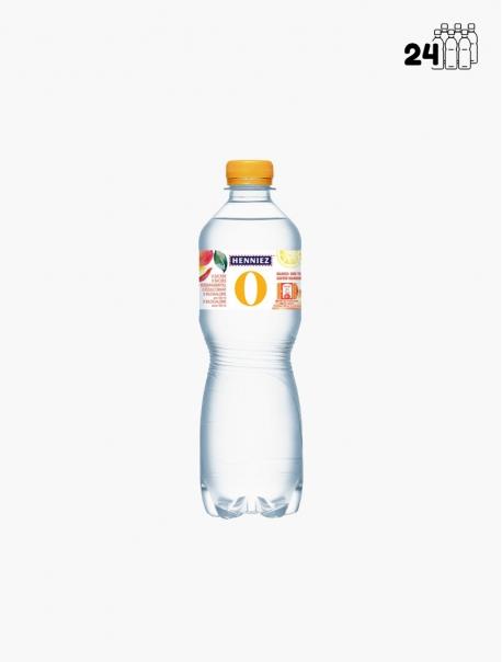 Henniez Mangue-Yuzu 0% PET 50 cl P24 - Pack 24