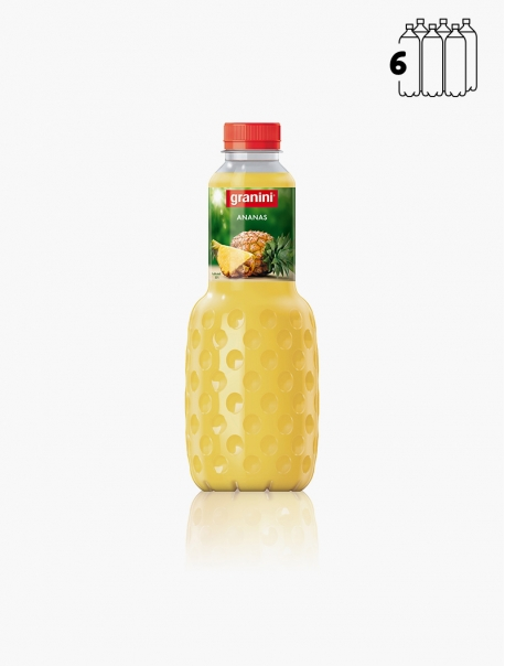 Granini Ananas PET 100 cl P6 - Pack 6