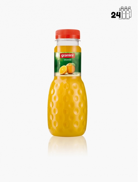 Granini Orange PET 33 cl P24 - Pack 24