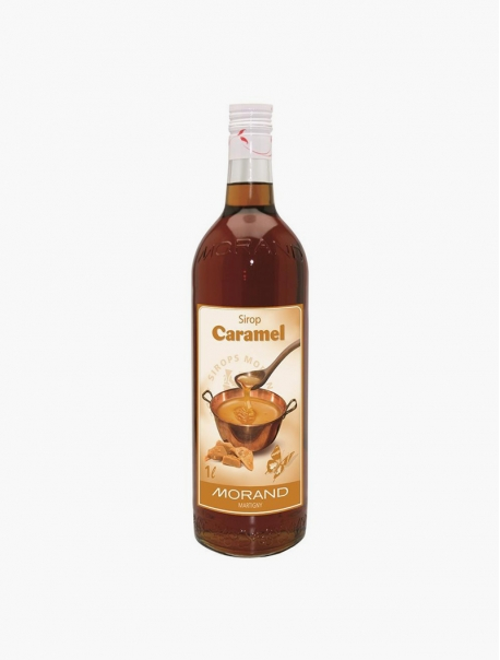 Sirop Morand Caramel VP 100 cl U - Pièce