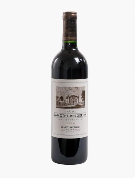 Château Lamothe-Bergeron VP 75 cl U