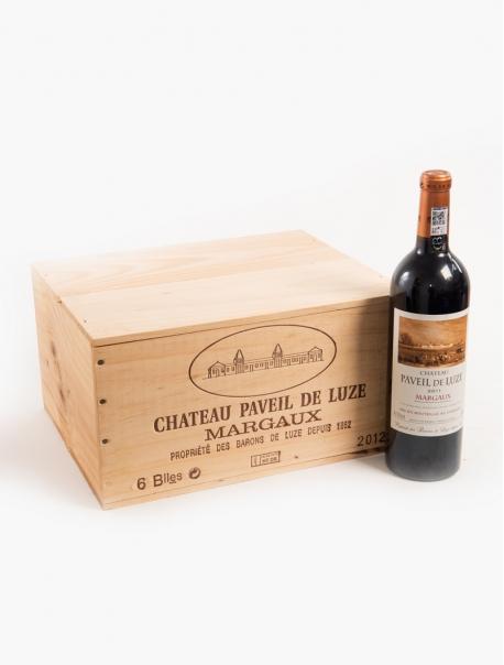 Château Paveil de Luze VP 75 cl P6 - Carton 6