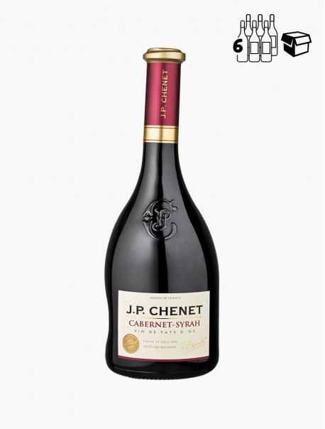 J.P. Chenet Cabernet Syrah VP 75 cl P6
