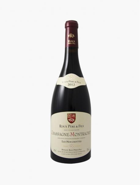Mouchottes Chassagne-Montrachet VP 75 cl U - Pièce