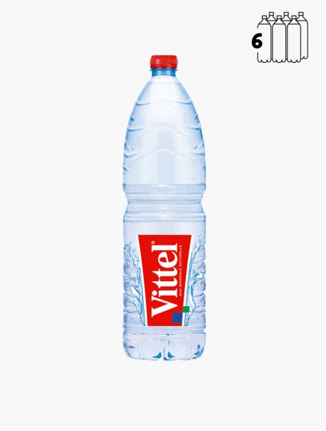Vittel PET 150 cl P6 - Pack 6