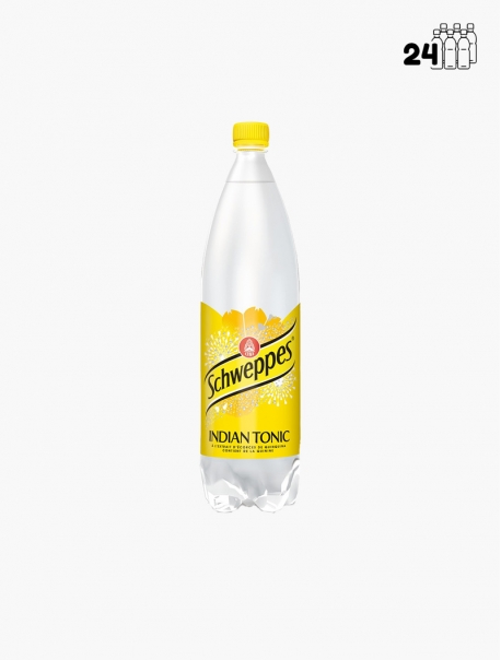 Schweppes Tonic PET 50 cl P24 - Pack 24