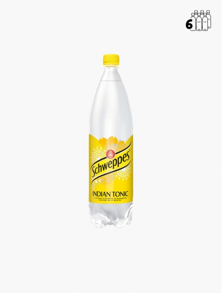 Schweppes Tonic PET 50 cl P6 - Pack 6