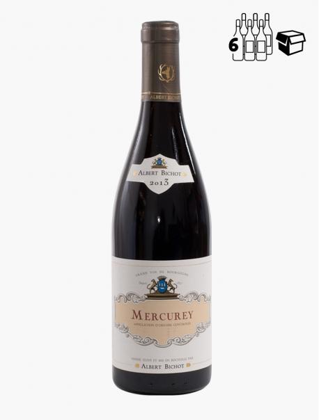 Bourgogne Mercurey Bichot  VP 75 cl P6