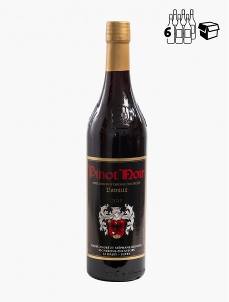 Blondel Pinot Noir du Daley VP 70 cl P6 - Carton 6