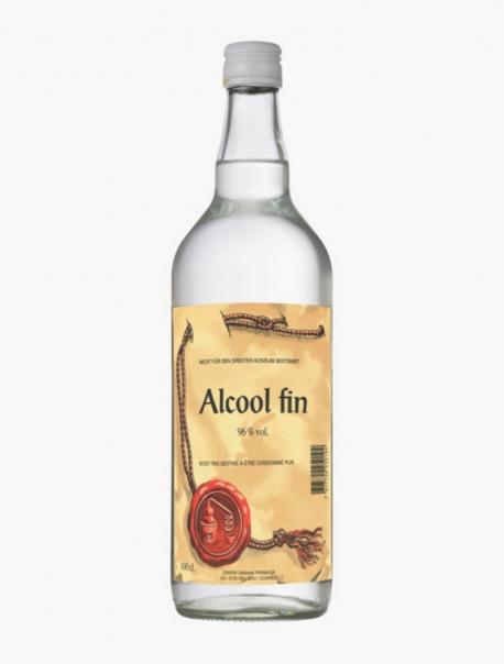Alcool Fin 96° VP 100 cl U - Pièce