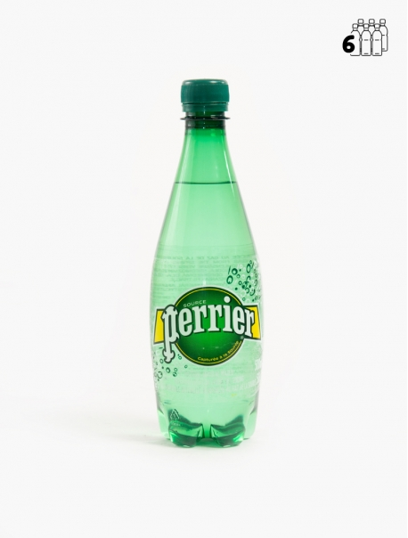 Perrier PET 50 cl P6