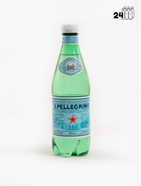 San Pellegrino PET 50 cl P24 - Pack 24