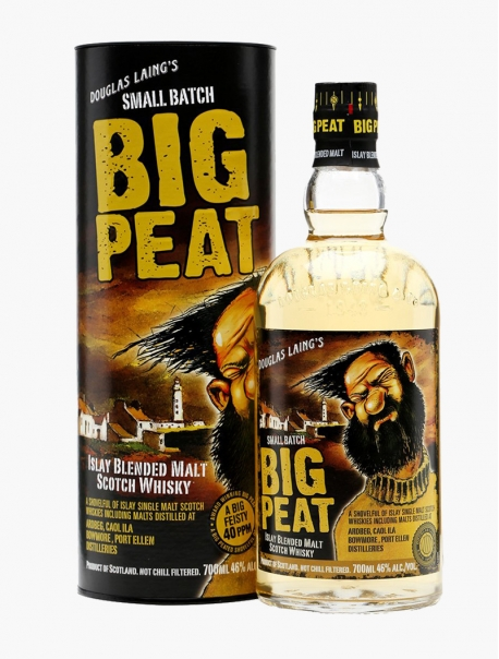 Whisky The Peat Monster VP 70 cl U