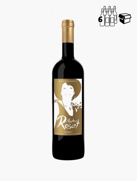 Martine Roset Chardonnay VP 75 cl P6