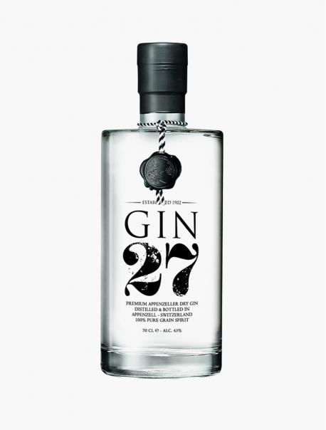 Gin 27 VP 70 cl U - Pièce