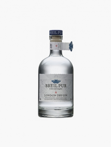 Gin Breil Pur VP 70 cl U - Pièce