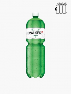 Valser Classic PET 150 cl P6