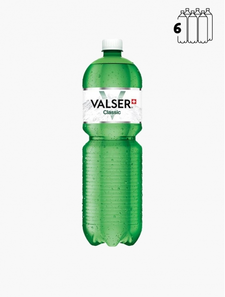 Valser Classic PET 150 cl P6 - Pack 6