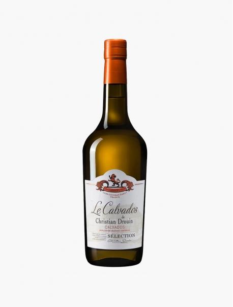 Calvados Christian Drouin VP 70 cl U - Pièce