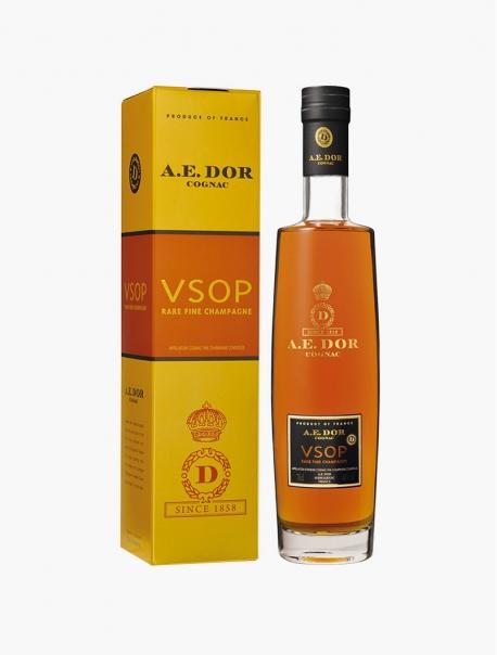 Cognac A.E. Dor VSOP VP 70 cl U - Pièce