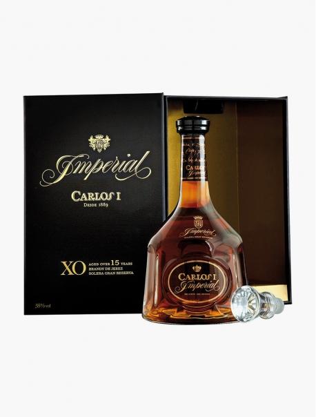 Brandy de Jerez Carlos Imperial VP 70 cl U - Pièce