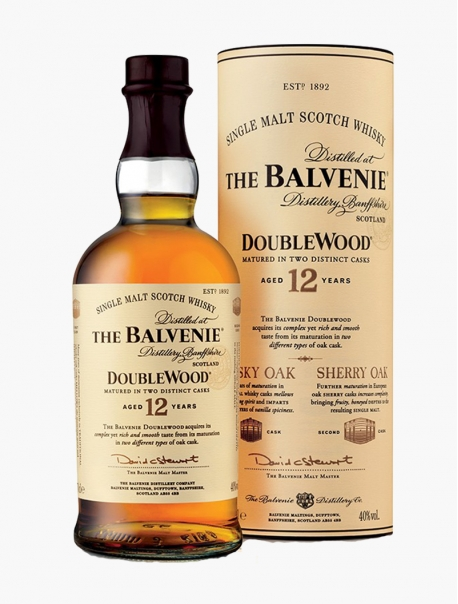 Whisky Balvenie Double Wood VP 70 cl U - Pièce