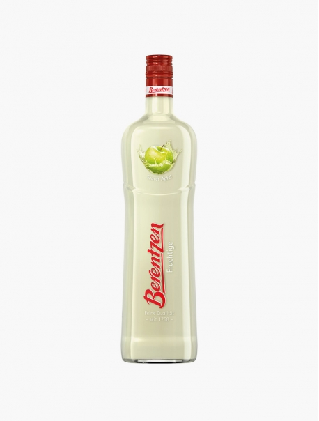 Liqueur Pomme Verte Berentzen VP 70 cl U - Pièce