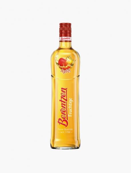 Liqueur Pomme Berentzen VP 70 cl U - Pièce