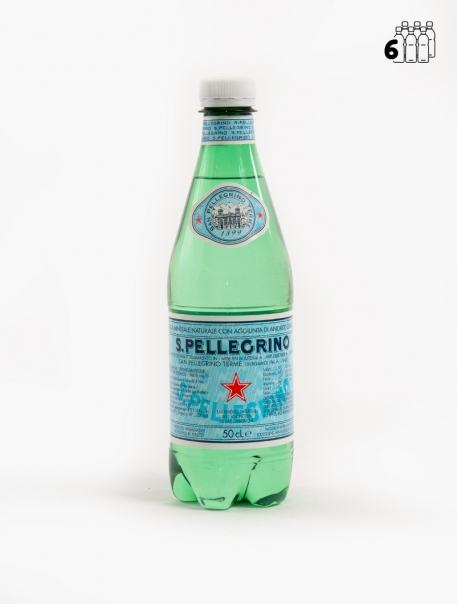 San Pellegrino PET 50 cl P6 - Pack 6