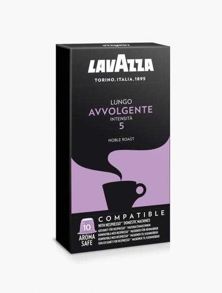 Café Avvolgente Caps. Lungo 55 gr P10 - Pack 33