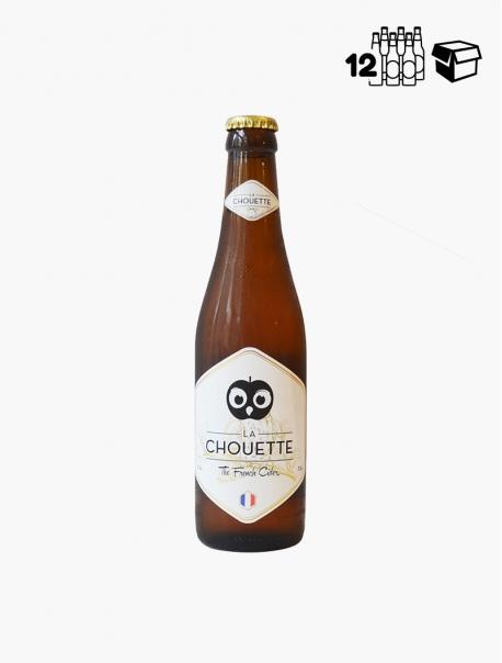 Cidre La Chouette VP 33 cl P12 - Pièce