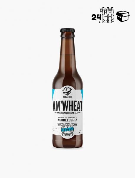 Nébuleuse Am'wheat VP 33 cl P24