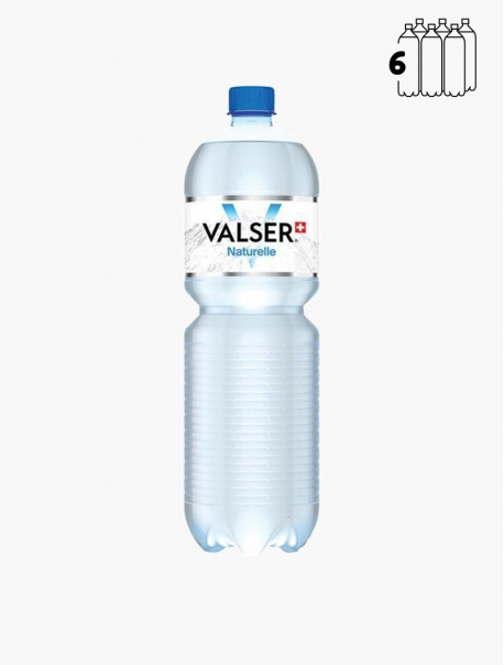 Valser Nature PET 150 cl P6 - Pack 6