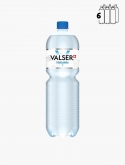 Valser Plate PET 150 cl P6