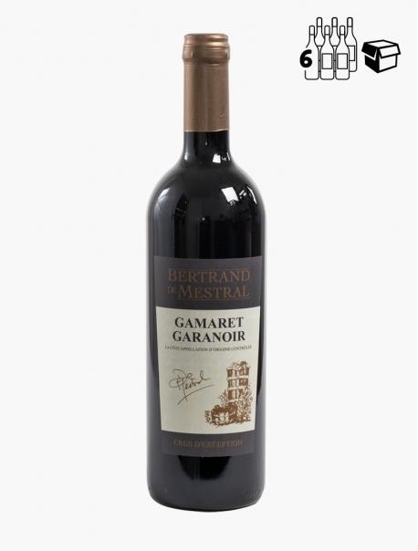 B Mestral Gamaret-Garanoir VP 75 cl P6